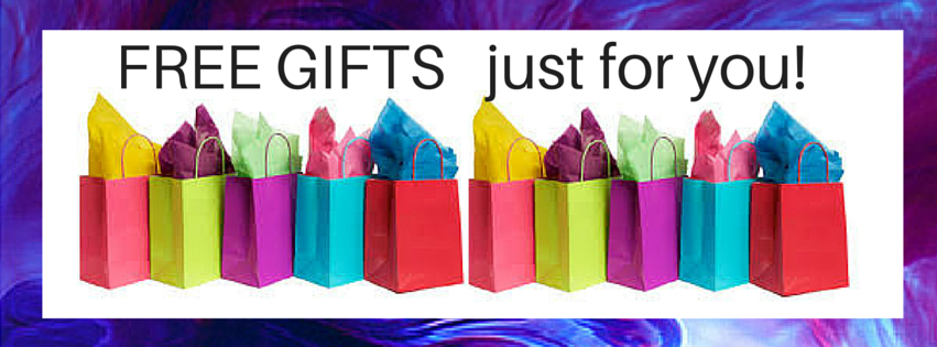 FREE GIFTS!