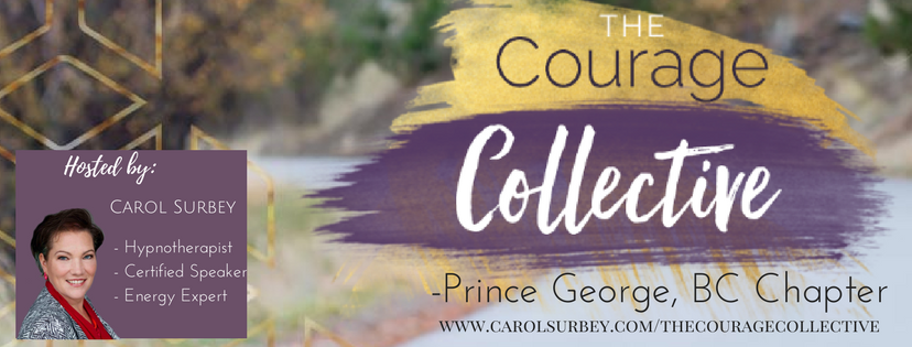 Courage Collective Banner